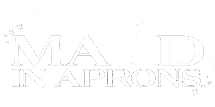 Maid in Aprons Cleaning Services Logo